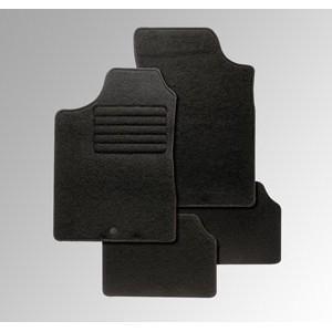 T.4 - Tapis de sol TrendTex noir 4pcs