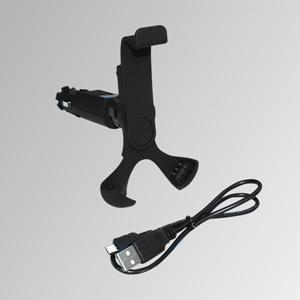 Support de GSM avec chargeur USB