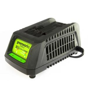 Chargeur G24 Lithium 24V pour batteries GREENWORKS