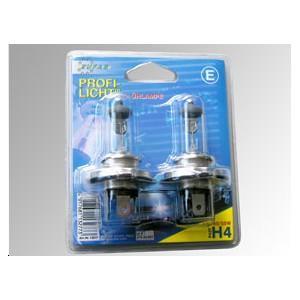 Ampoules H4, 12V 60/55W P43T