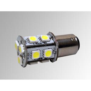 Ampoule à LEDs CMS BA15D blanche