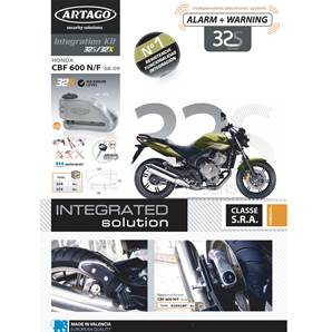 SUPPORT ADAPTABLE 32 HONDA CBF600N/S (2008-…)