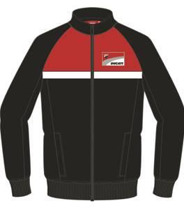 Contrast Yoke Ducati Sweat