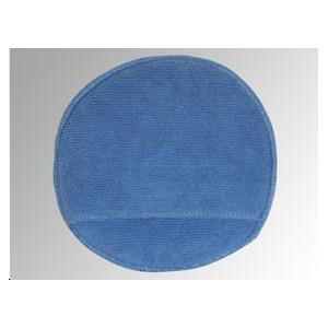 Gant de polissage microfibres bleu