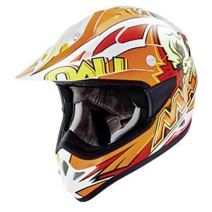 N45 Mask blanc T.: XL