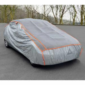 Housse anti-grêle Taille M - Protection du dessus de la voiture