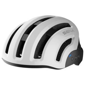 Casque vélo urbain connecté SENA X1 Blanc