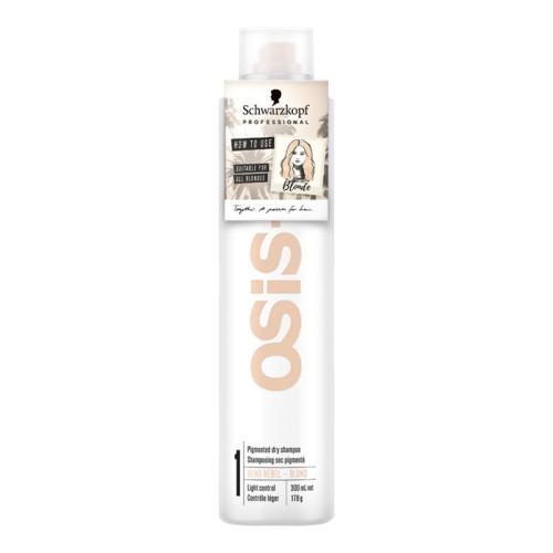 Shampooing Sec Osis+ Boho Rebel Blond Schwarzkopf 300ml