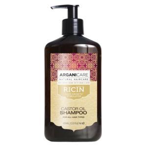 Shampooing Ricin Arganicare 400ml