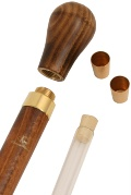 Knob Handled Tippling Collectors Cane