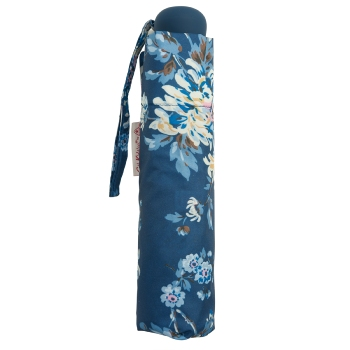 Cath Kidston Minilite Folding Umbrella - York Flowers Navy
