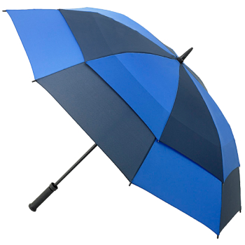 Fulton Stormshield Golf Umbrella - Blue/Navy