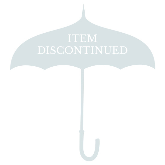 Totes Mini Round Folding Umbrella - Black