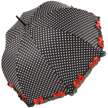 Polkadot Dome with Red Bows by Chantal Thomass