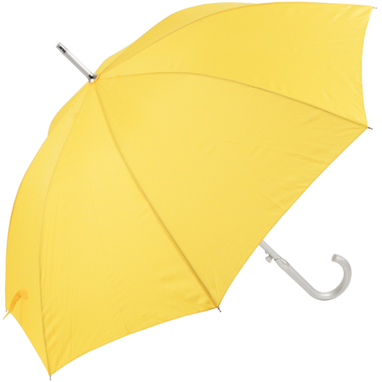 Colours - Plain Coloured Umbrella - Yellow