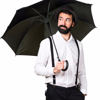 Mens Umbrellas