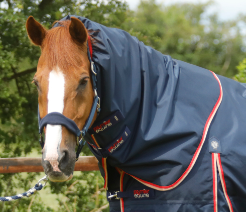 Buster 100 Turnout Rug Neck Cover (100g Fill)